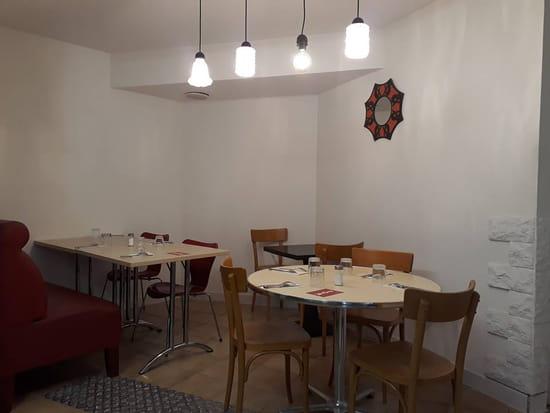 Restaurant : La Table de la Ressourcerie Créative  - Salle bis ! -   © Restaurant