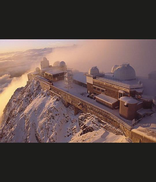 Echappée céleste au Pic du Midi