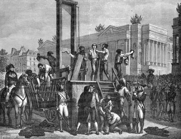 Mort de Robespierre