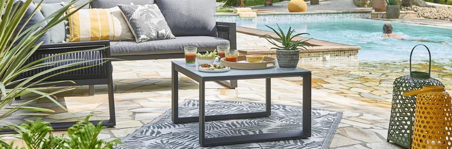 Les meilleures nouveautés du mobilier de jardin à adopter chez vous