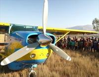 Les avions du bout du monde : Madagascar, le taxi-brousse des airs