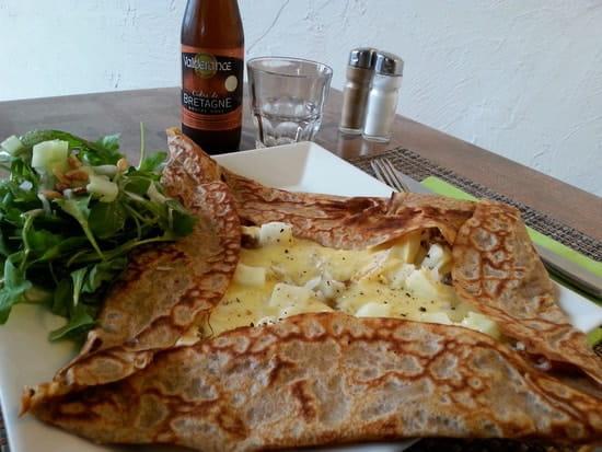 Palm Café  - galette sarrasin  -