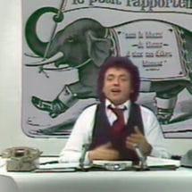 en1975, jacques martin présente petit rapporteur.