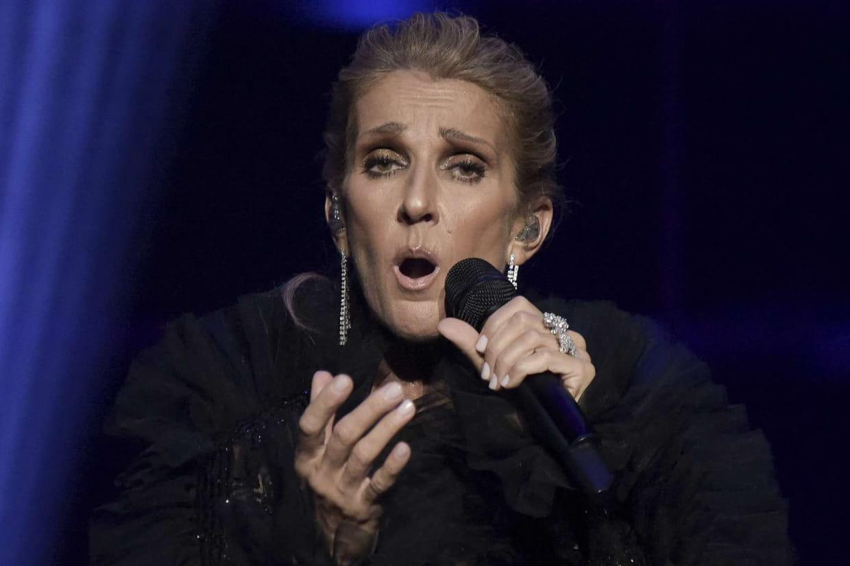 Retour surprise près de chez nous — Céline Dion