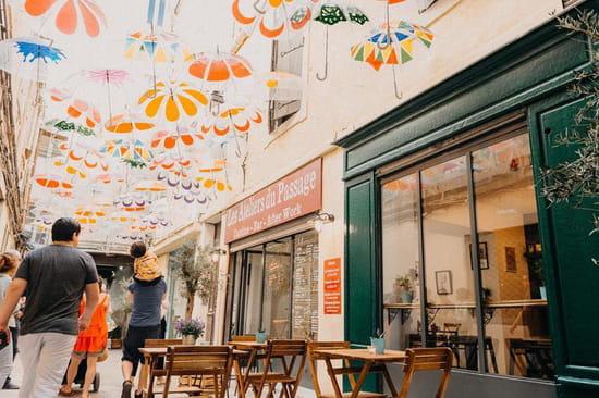Restaurant : Les Ateliers du Passage   © les ateliers du passage