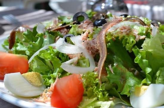 La Tanière  - Salade -