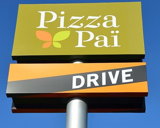 Pizza Paï  - Drive Pizza Paï -   © Pizza Paï