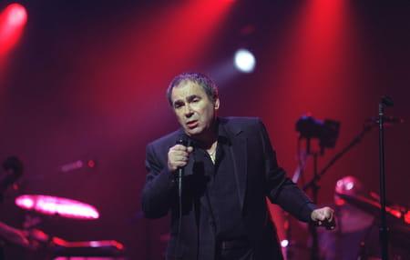 Claude Nougaro en concert au Palais des Congrès