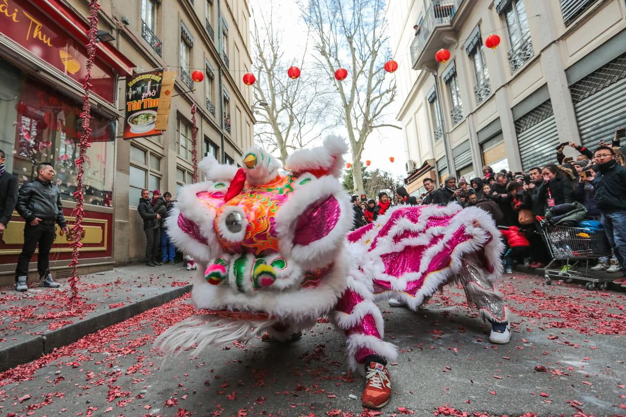 Nouvel An chinois: défilé à Paris, Lyon, Bordeaux, programme, horoscope