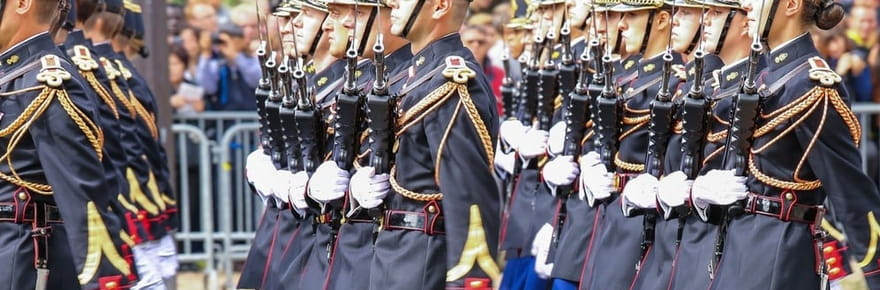 14 juillet:l'origine de la fête nationale et du jour férié