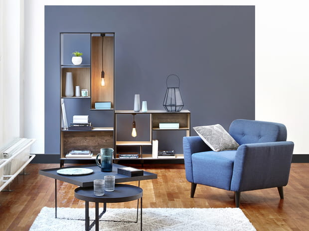 couleur ocre comment l 39 utiliser en d co. Black Bedroom Furniture Sets. Home Design Ideas