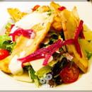 Plat : Le Paseo - Cocktail club & restaurant (Ex : LE SUD)  - Salade césar -   © Le Paseo - Restaurant