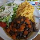 Plat : Knossos  - Joues de bœuf succulente comme plat du jour !! -