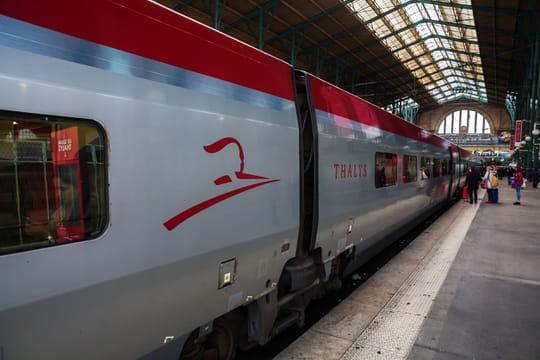 Thalys: trafic perturbé en Allemagne du 13au 28octobre 2018, infos
