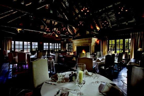 Les Saints Pères  - Salle de restaurant -   © Gérard Cottet