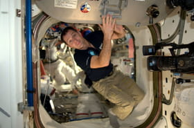 Pourquoi Thomas Pesquetest-il ressorti dans l'espace?