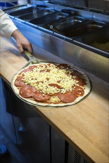 La casa della pizza  - une chorizo -