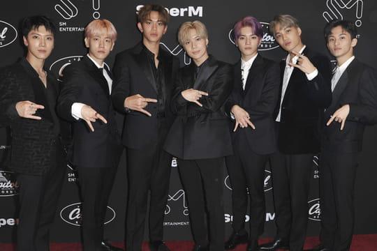SuperM: le groupe de K-pop en concert à Paris, où trouver son billet?
