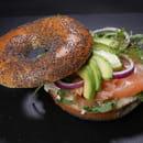 Plat : Yellow Kitchens  - bagel ecossais -   © Yellow Kitchens