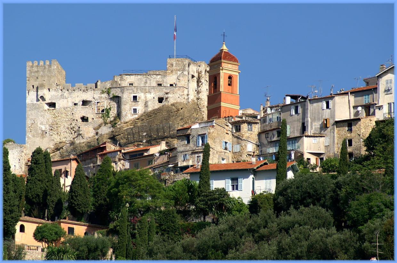 Roquebrune cap martin a voir m t o monuments guide - Piscine azureva roquebrune cap martin ...