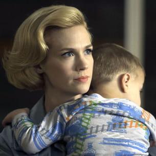 January Jones : Betty Draper