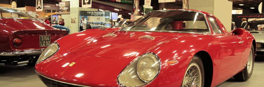 Le merveilleux hommage de Rétromobile à la saga Ferrari