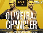 MMA : Ultimate Fighting Championship - Charles Oliveira / Michael Chandler
