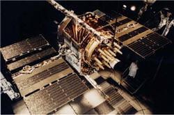 les satellites nastar constituent la constellation du gps.