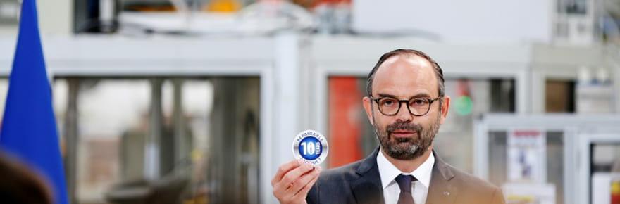 A Mayenne, le Premier ministre présente un plan antigaspillage