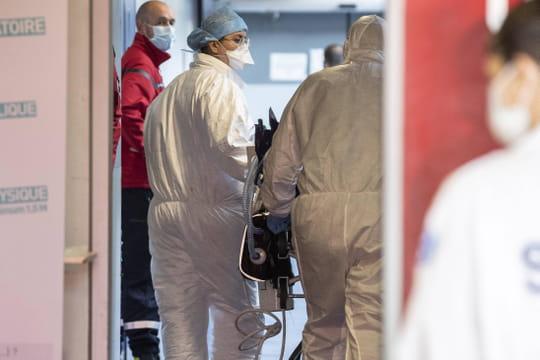 DIRECT. Coronavirus en France : 23 507 cas de plus, la tension en réanimation... - Linternaute.com