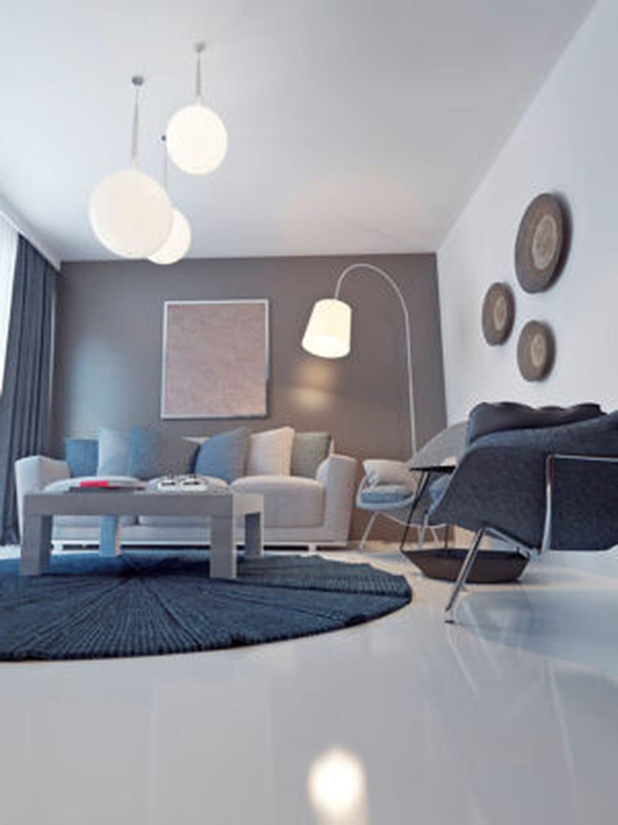 Peinture Blanc Brillant Mur Et Plafond peindre le plafond en blanc brillant