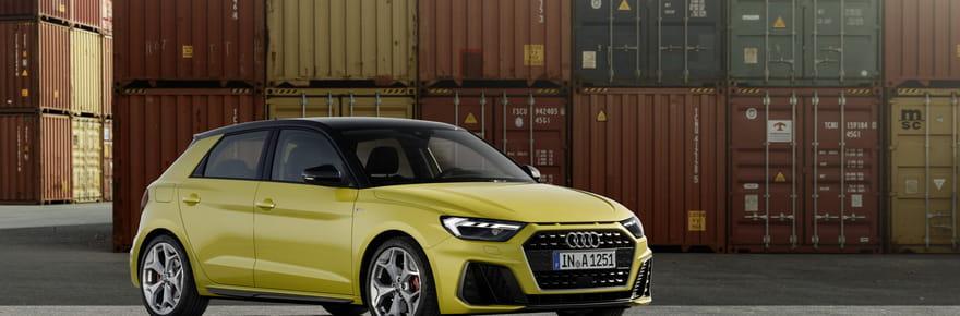 La nouvelle Audi A1en images