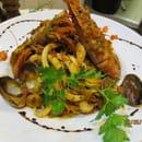 L'Hippocampe (Vieux Port)  - Spaghetti aux Fruits de Mer -