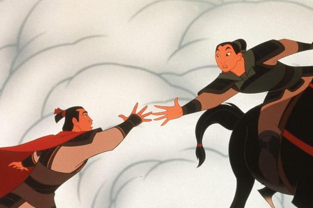 Mulan: plus forte qu'un homme