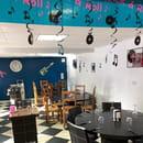 Restaurant : Le Rock'n Roll  - intérieur restaurant -   © public