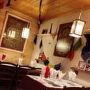 Restaurant : Le Great Himalaya  - L'intérieur  -