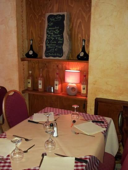 La Table d'Hôte  - salle alésia -   © edwige fernandes