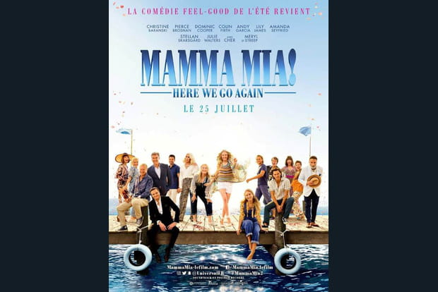 Mamma Mia: Here We Go Again! - Photo 1