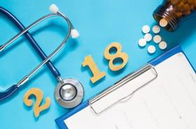 Frais de santé: ce qui change en 2018