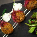 L'ARTI Restaurant - Tignes  - Bonbons d'escargots -   © L'ARTI, Restaurant de Montagne