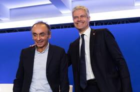 Éric Zemmour: des sondages aguicheurs, un ticket avec Wauquiez contre Le Pen?