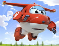 Super Wings, paré au décollage ! : Panda en cavale