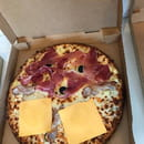, Plat : To Pizza'64  - Duo burger-savoyarde -   © To Pizza'64 2017