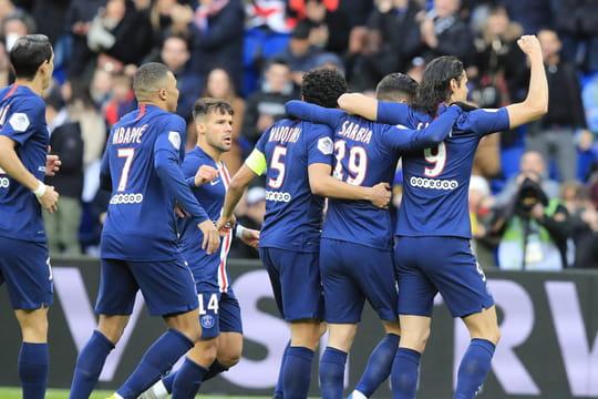 LIGUE 1. PSG - Dijon: Paris très facile, le résumé du match
