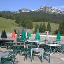 Restaurant Gautard - Chez Nathalie et Jean-Claude  - Vue depuis la terrasse -