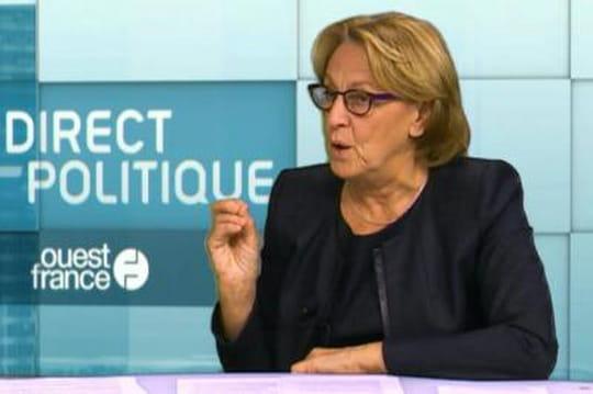 Marylise Lebranchu, invitée de#DirectPolitique