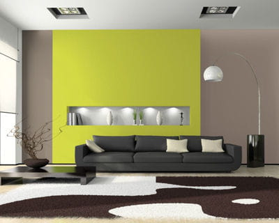 20 peintures pour donner de la couleur votre int rieur. Black Bedroom Furniture Sets. Home Design Ideas
