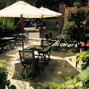 Restaurant : Caffe Cosi La Trattoria  - petit pation entrée caffè cosi -   © caffecosi