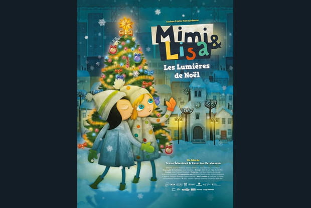 Mimi & Lisa : les lumières de Noël - Photo 1