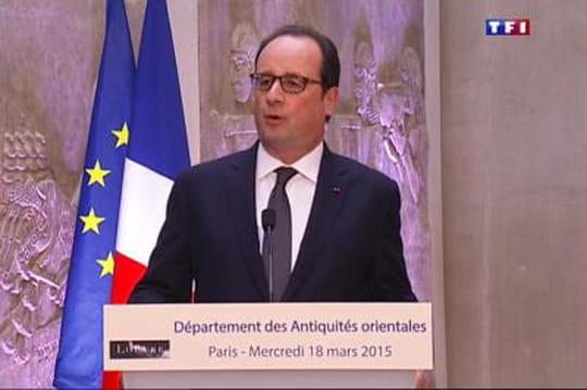 Départementales: ce que prépare Hollande après lescrutin
